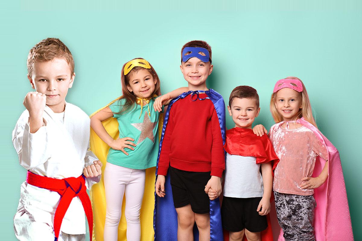 Heroic Martial Arts Kids