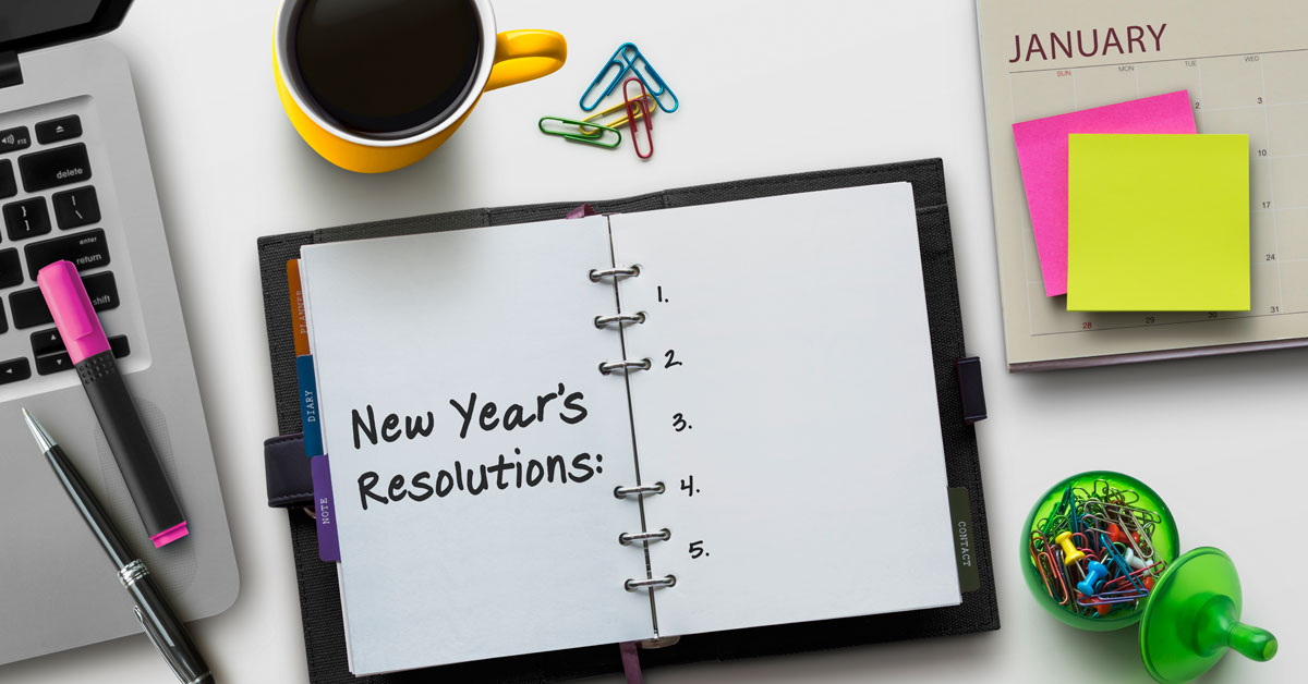 Making Your New Year's Resolutions Stick