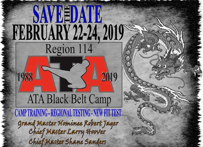 ata black belt camp