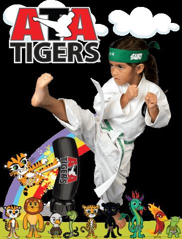 ATA Martial Arts Hoover's ATA Martial Arts - ATA Tigers